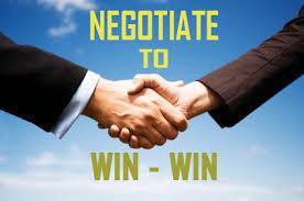 Negotiate