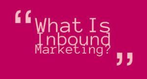 Inbound marketing what is