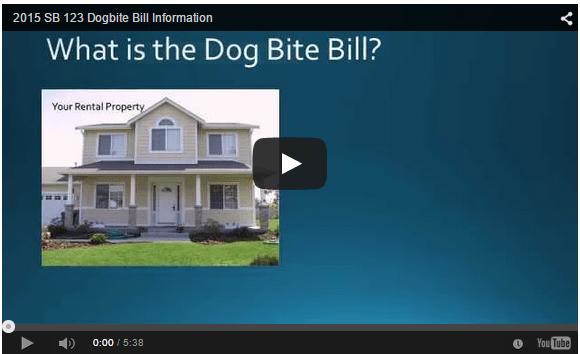 Landlord Liability For Dog Bite