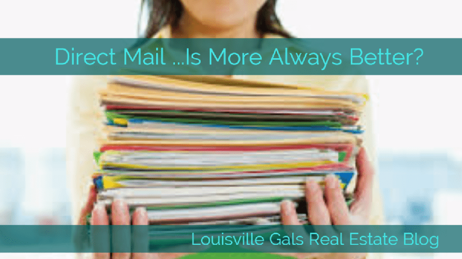 Direct Mail Marketing; Is More Always Better?