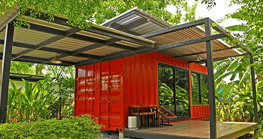 Building Container Homes - Expert Interview with Stevie Bear - Podcast #95