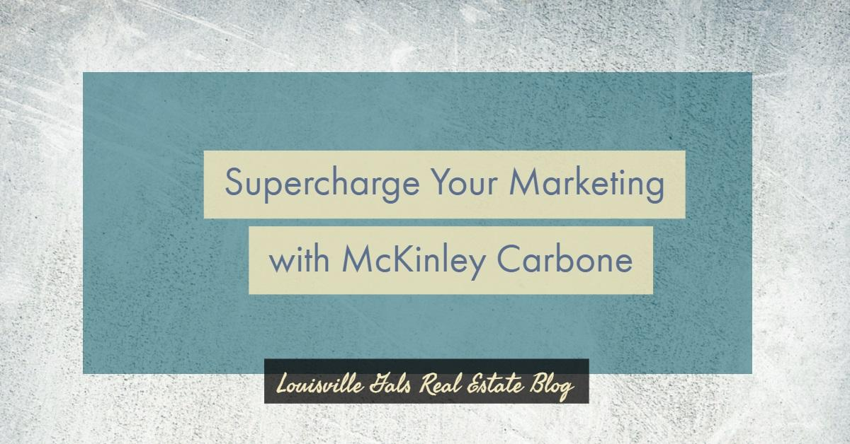 Supercharge Your Marketing Results with IP Marketing - Guest McKinley Carbone - Podcast #123