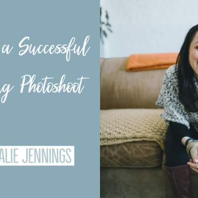 The top 5 Tips for a Successful Branding Photoshoot with Natalie Jennings
