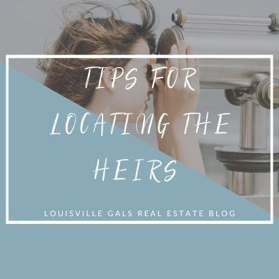 Tips for Locating the Heirs – Probate Investing Simplified