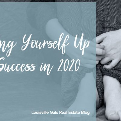 Setting Yourself up for Success in 2020