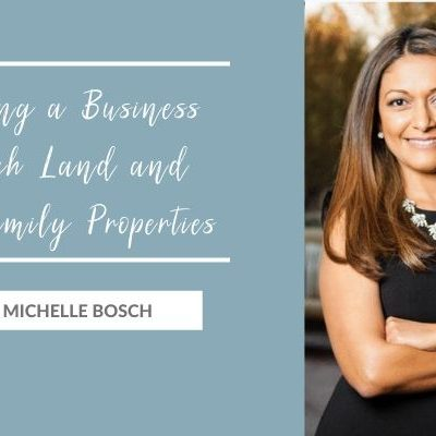 Building a Business Through Land and Multifamily Properties with Michelle Bosch