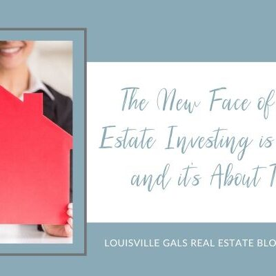 The New Face of Real Estate Investing is Female and it's About Time!