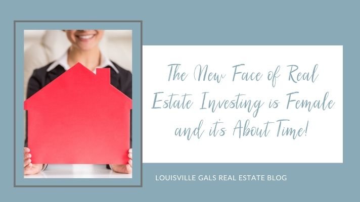 new face of real estate investing is female