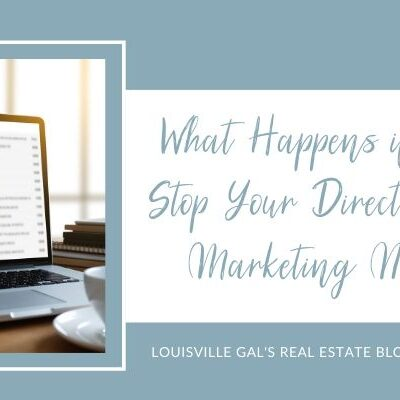 What Happens if You Stop Your Direct Mail Marketing Now?