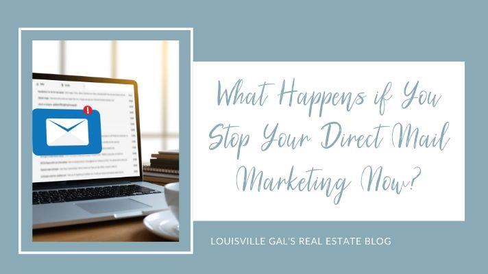 stop your direct mail marketing
