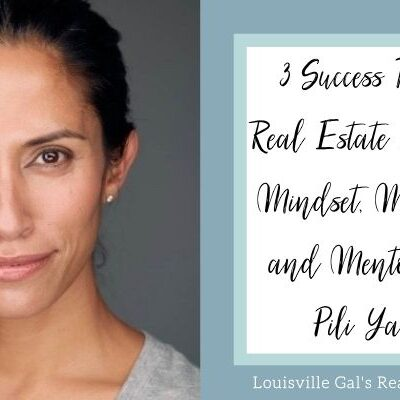 3 Success Tips for Real Estate Investors: Mindset, Motivation and Mentors with Pili Yarusi