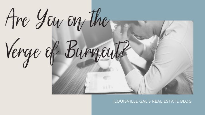 Verge of Burnout