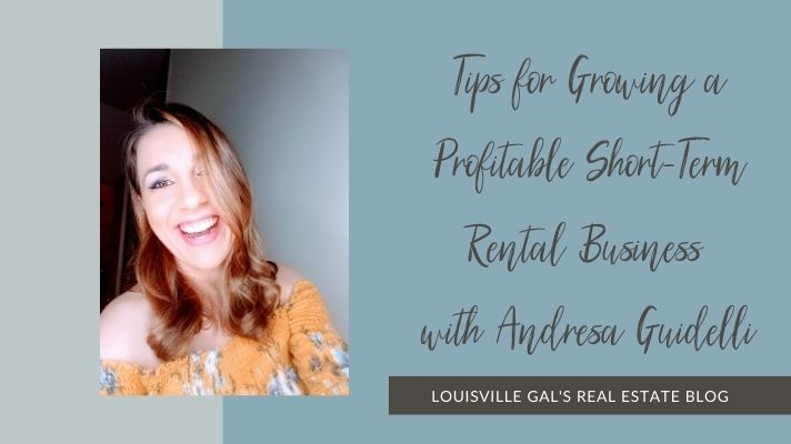 Tips for Growing a Profitable Short-Term Rental Business with Andresa Guidelli