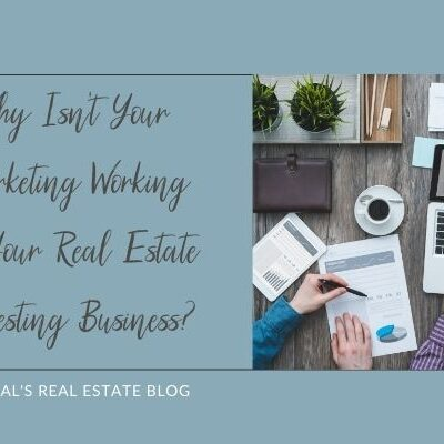 Why Isn't Your Marketing Working in Your Real Estate Investing Business?