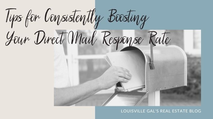 boosting your direct mail response rates