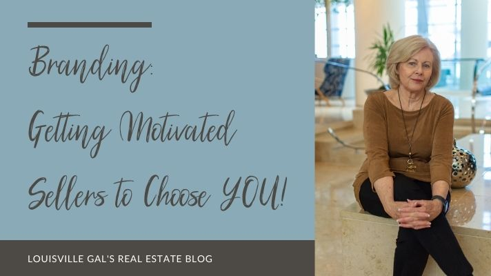 Getting motivated sellers to choose you
